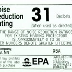 NRR Label mandated by EPA