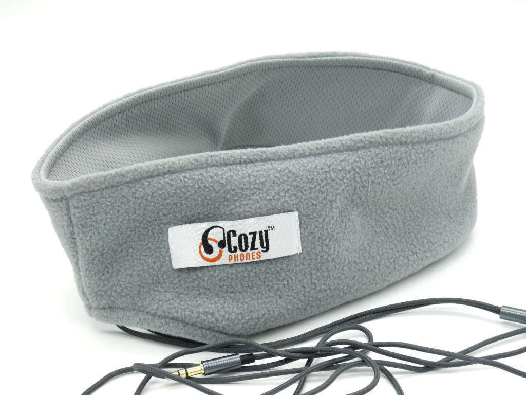 Cozyphones Review: New Contour Series Sleep Headphones