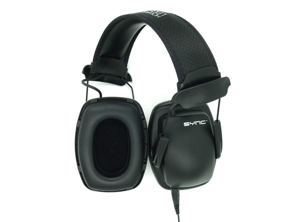 Review of the Howard Leight Sync Stereo Earmuffs