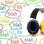 DIY budget speech noise blocking headphones