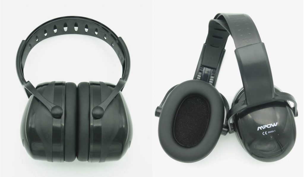 Mpow Upgraded Noise Reduction Safety Ear Muffs detailed review