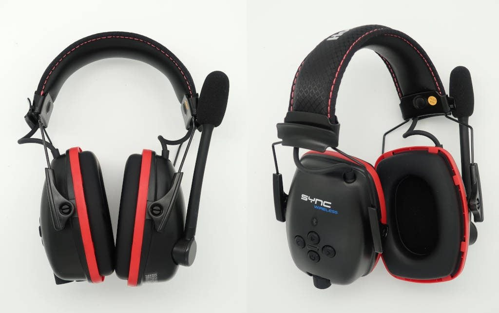 Honeywell Sync Wireless Bluetooth Earmuff