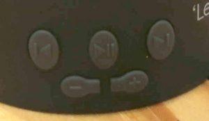 Lectrofan Micro 2 Controls