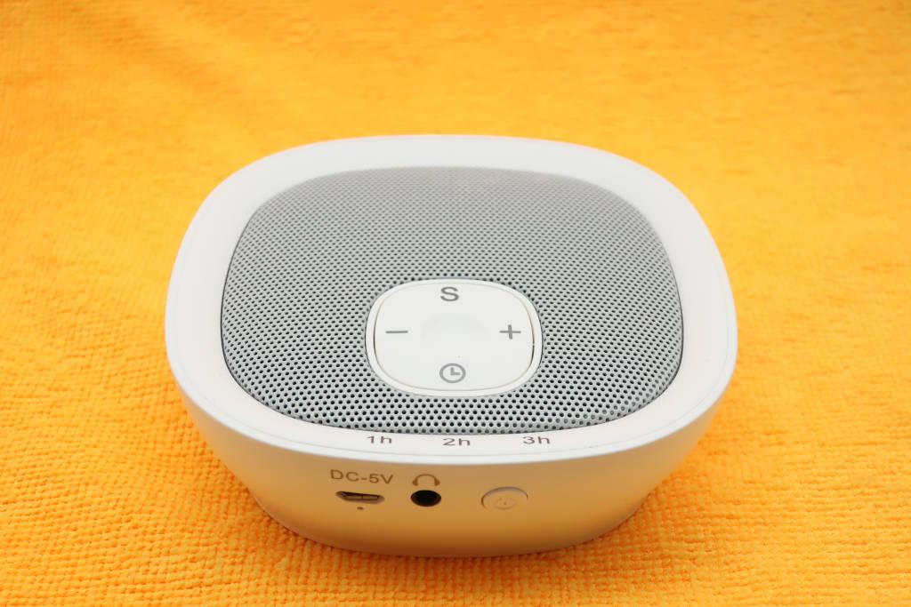Sleepbox Portable Sound Machine Review