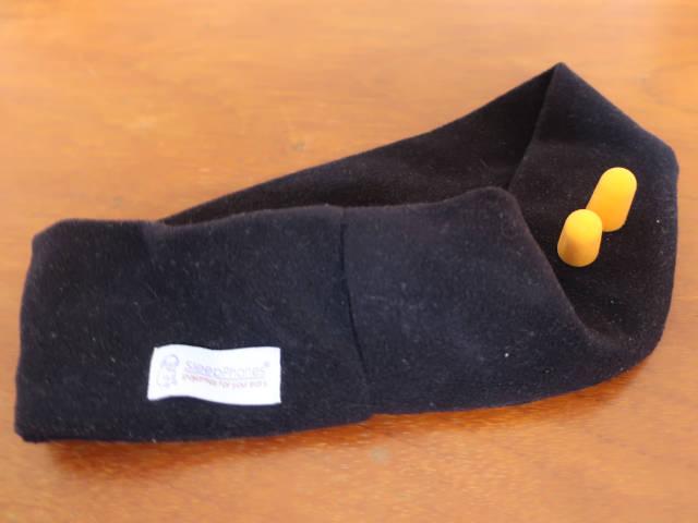 earplugs-and-headband-sleep-headphones