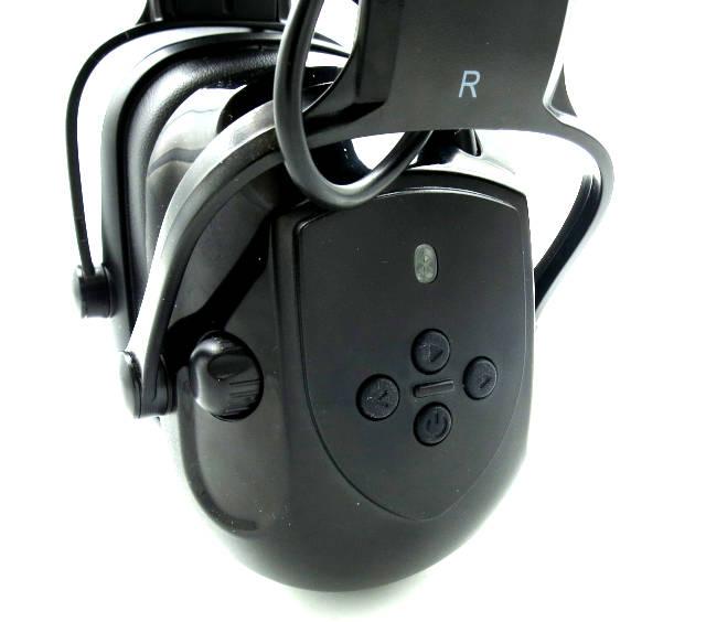 Mpow HP102A controls