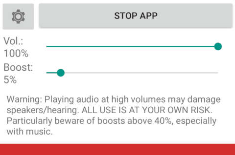 Android-volume-booster-app