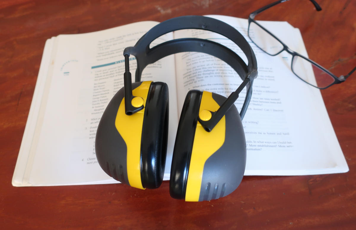 what are the best earmuffs for studying