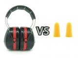 Earplugs vs Earmuffs: Which Type of Protector Is Better?